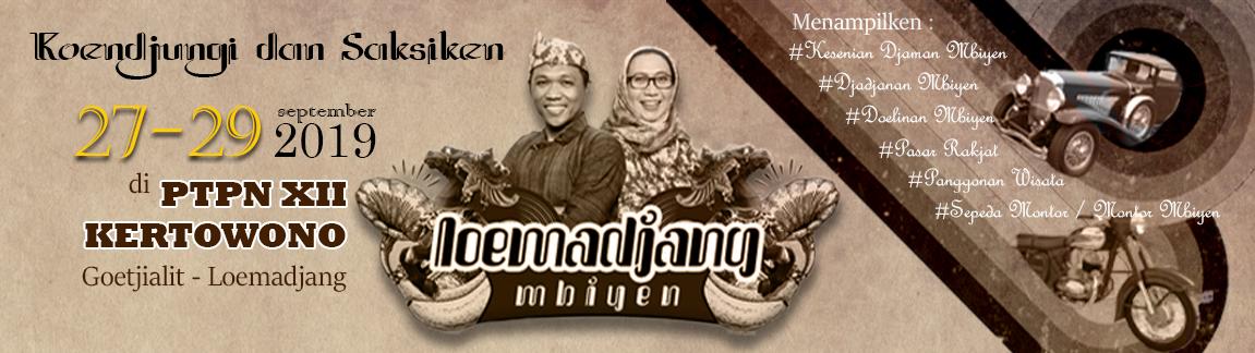 banner lumajang jaman mbiyen