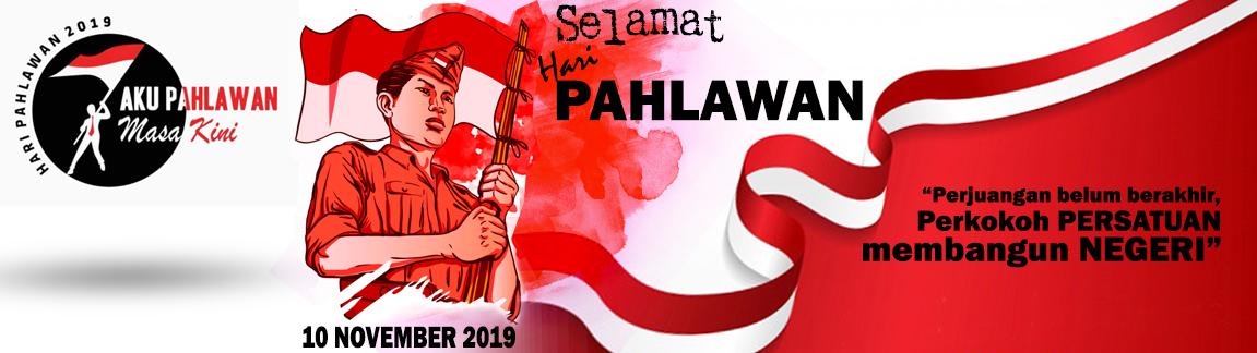 HARI PAHLAWAN  2019